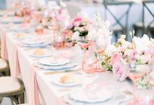 Romantic Spring Wedding by Blushing Grace Wedding and Events