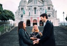 Elopement in Paris by Proposal & Elopement in Paris