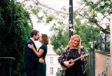 Vow renewal in Paris by Proposal & Elopement in Paris
