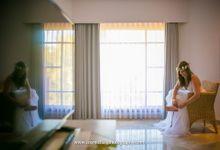 Maria & David by Cosmic Bali Photography