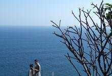 Maria and Frans Wedding by Six Senses Uluwatu, Bali