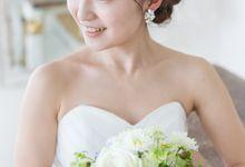 Milfelice Headpiece by Milfelice Wedding