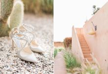 Destination Wedding at Villa Taj Marrakech, Morocco by Maria Rão