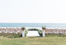S&M Wedding by Soori Bali