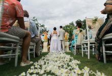 Mark & Anna Wedding by Pradikta Photography