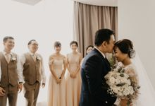 Ricky Marleen Wedding at Soehanna Hall by AKSA Creative