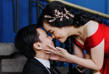 Prewedding of Yuli and Franky by Marmel Makeup Artist