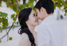 Prewedding of Yuli and Franky by Marmel Makeup Artist