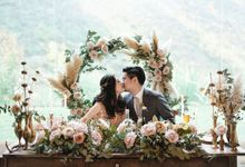 Winson & Vania Magical Destination Wedding by Jennifer Natasha - Jepher