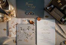 Marsa & Adif Wedding by AKSA Creative