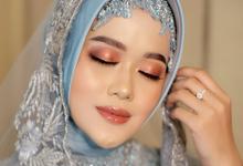 Make Up Wedding by Marsasyakira Wedding Make Up