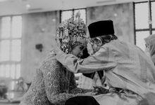Marsha & Singgih Wedding at Masjid Sunda Kelapa by AKSA Creative