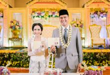 MARSHA & NANDRY WEDDING by Aston Sentul Lake Resort & Conference Center