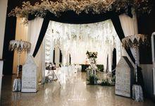 Marsya Reza Wedding by Menara Mandiri (Ex. Plaza Bapindo) by IKK Wedding