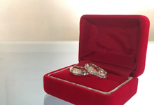 Wedding Ring for Chandra and Livia by Martha Jewelry