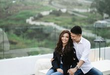 Marthin and Mira Engagement by Will by Axioo