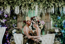 Dian & Aris Traditional Wedding Session by martialova photoworks