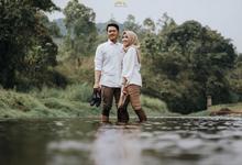 Mita & Irfan Prewedding Session by martialova photoworks