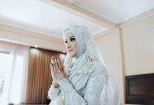 Rinda & Raditya Wedding Session by martialova photoworks