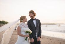 Martina and Vilhelm from Sweden by EYECON Photography Bali