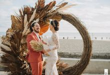 Wedding of Martines and Ael by Mano Beach House