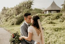 Wedding Ceremony of David and Mary Nguyen by WakaGangga Resorts