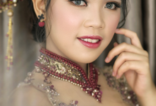 Sangjit Ceremony Makeup by Maryemakeuparts