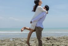 prewedding by Maftuh Motret