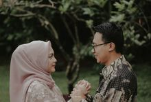 Engagement From Rhenty + Habibie by Milenial Wedding Event