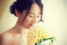 wedding  day by MASAMI