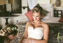 stuart + jessy wedding by hery portrait