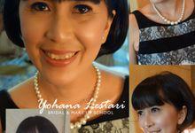 PARTY by Yohana Lestari Bridal & Make up School