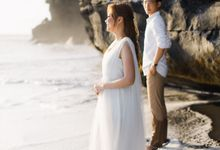 M&M | Bali Pre-Wedding by IORI PHOTOWORKS