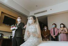 Wedding of Kevin & Mathilda @Olam Restaurant, JS L by Sola Fide Organizer