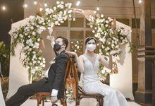 Matius & Irenne's Wedding (30 June 2021) by MEIJER Creative