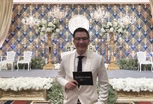 Indoor Wedding Reception by Matius Utomo Master of Ceremony