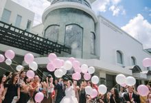 El Royale Kelapa Gading - Denny Clarissa by Matteo Wedding Organizer