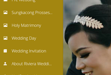 Matthew & Lavinia Wedding by Wedding Apps