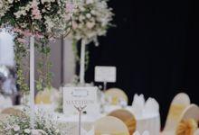 The Wedding of Mathew & Nena by Dyandra Convention Center Surabaya