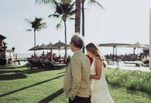 Matthew & Kitti Wedding by Alila Seminyak