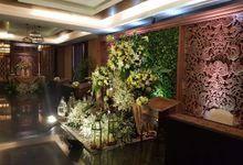 Decoration by Financial Club Jakarta