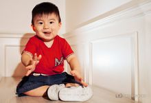 Maxwell 1st Birthday Party by TEMPHOTOWORKS