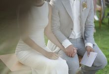 Wedding Dress and Suits by Sukkha Citta