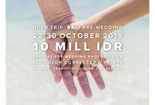 Bali Pre-Wedding October 2018 by Ducosky