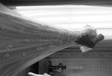Wedding day Sheila  by Mayaratih Couture
