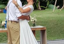 Wedding Diki & Charlene  by Mayaratih Couture
