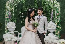 Irwan & Priscilia by Mayayamy