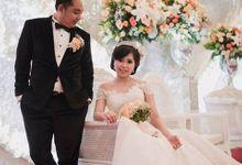 Wedding Junaldi & Nita by Fenny Yang Wedding Planner