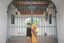 prewedding rosy & irul by Kite Creative Pictures
