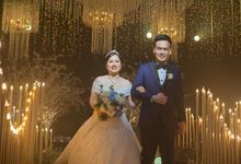 The Wedding of Hansen & Jessica by FROST Event Designer